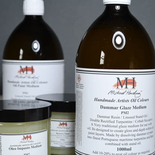 Michael Harding Mediums & Varnishes